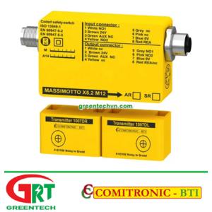 MASSIMOTTO X5 M12 SR   Comitronic MASSIMOTTO X5   Công tắc   Sensitive switch   Comitronic Vietnam