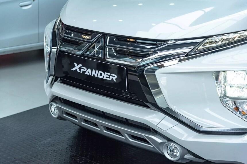 Mặt ca-lăng cứng cáp trên Xpander bản số tự động