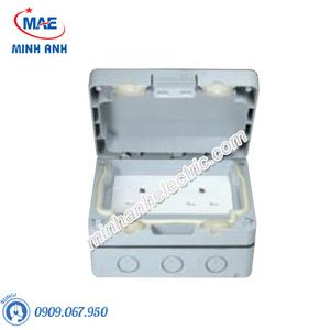 Mặt che chống thấm nước cho công tắc (waterproof) - Model XRW6130