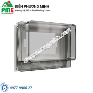Mặt che phòng thấm nước, IP55 M3T01WP_WE