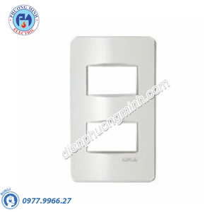 Mặt cho 2 thiết bị size S-Series CONCEPT - Model A3002_G19