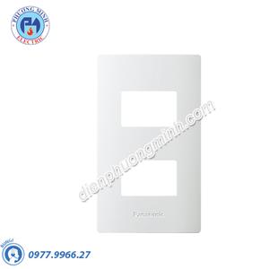Mặt dùng cho 2 thiết bị - Model WEVH68020