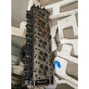 Mặt Máy Xe Tải ISUZU 15 Tấn FVM 6HK1 Tháo Xe 95%