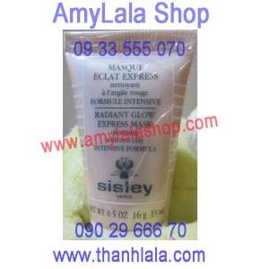 Mặt nạ bùn đỏ Sisley Radiant Glow Express Mask 15ml - 0902966670 - 0933555070 - www.thanhlala.com :