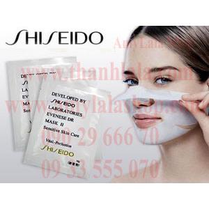 Mặt nạ bùn non siêu trắng Shiseido Laboratories Evenese DR Mask II 12g - 0902966670 - 0933555070