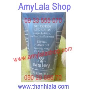 Mặt nạ hoa Lily Sisley Express Flower Gel 15ml - 0902966670 - 0933555070 - www.thanhlala.com :