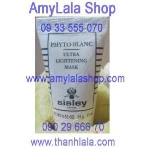 Mặt nạ trắng da Sisley Phyto-Blanc Ultra Lightening Mask 15ml - 0902966670 - 0933555070