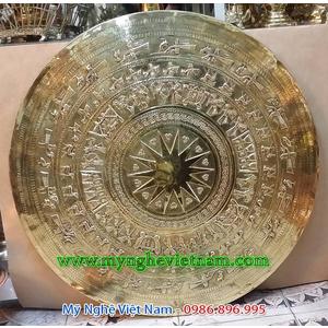 Mặt trống đồng quà tặng80cm ,nét văn hóa của người việt