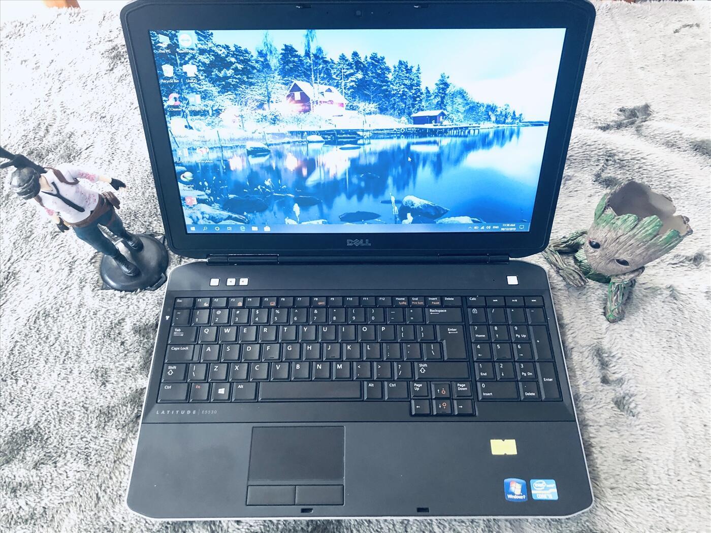 Dell Latitude E5530 || i5-3210M~2.5GHz || RAM 4G/HDD 500G || 15.6