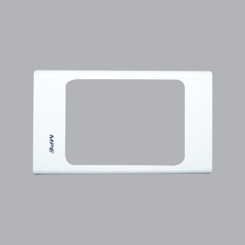 Mặt viền đơn màu trắng A20-WN