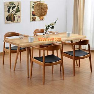 Mẫu bàn ghế phòng ăn đẹp