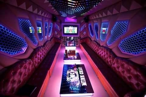 Thiết kế thi công phòng hát karaoke hiện đại tại Quận 2, Tp HCM