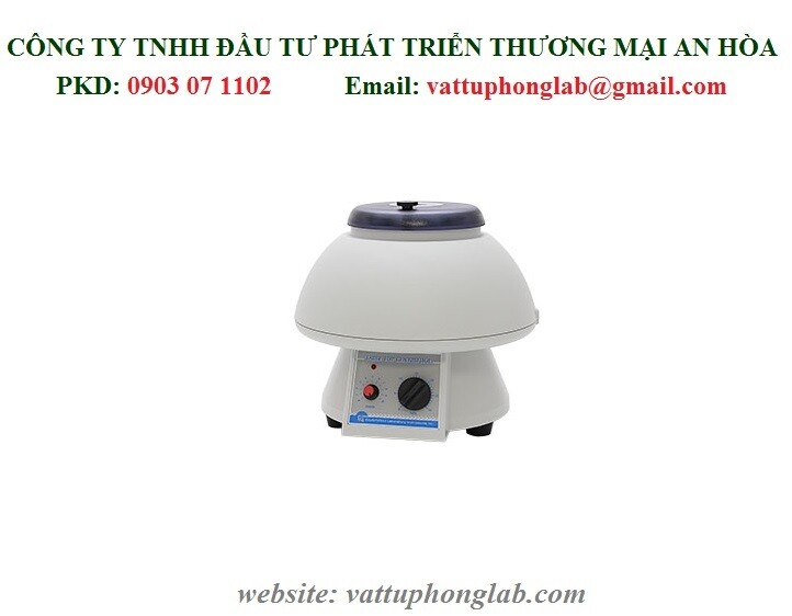MÁY LY TÂM ĐỂ BÀN Model: DSC-200T