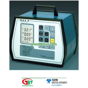 Max 5 | Oxygen analyzer | Máy phân tích oxy | TELEDYNE Vietnam