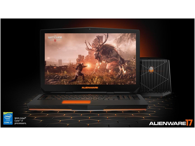 DELL AlienWare M17 R4   Core i7-6700HQ / 16GB / 256GB SSD / GEFORCE GTX 1070 - 8GB / 17.3