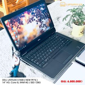 DELL E7440    Intel Core i5    RAM 4GB/ SSD 128G    HD