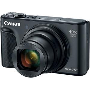 Máy ảnh Canon PowerShot SX740 HS Digital Camera (Black)