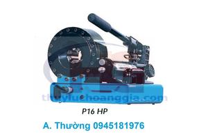 MÁY BẤM ỐNG DÙNG BƠM TAY FINN POWER P16HP