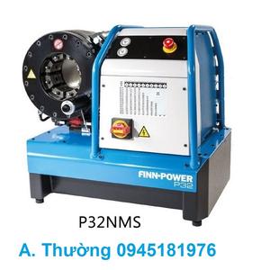 MÁY BẤM ỐNG FINN POWER P32NMS (380V/3PHA/50HZ)