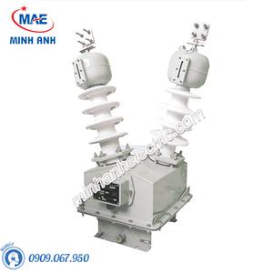 Máy biến áp cấp nguồn trung thế 1 pha ngoài trời kiểu ngâm dầu - Model PT35 - 1HODxS