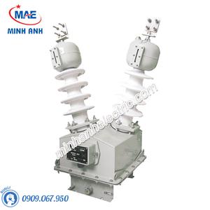 Máy biến áp đo lường trung thế 1 pha ngoài trời, kiểu ngâm dầu - Model PT22-1HOD