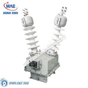 Máy biến áp đo lường trung thế 1 pha ngoài trời kiểu ngâm dầu - Model PT35 1HOD