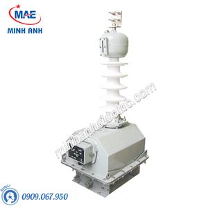 Máy biến áp đo lường trung thế 1 pha ngoài trời kiểu ngâm dầu - Model PT35 1ZHOD