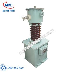 Máy biến dòng đo lường trung thế 1 pha ngoài trời kiểu ngâm dầu - Model CT22