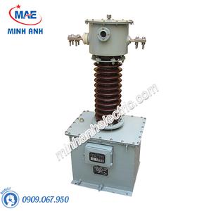 Máy biến dòng đo lường trung thế 1 pha ngoài trời kiểu ngâm dầu - Model CT35