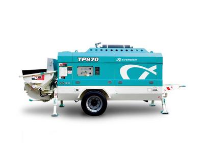 Máy bơm bê tông tĩnh Everdigm TP 970