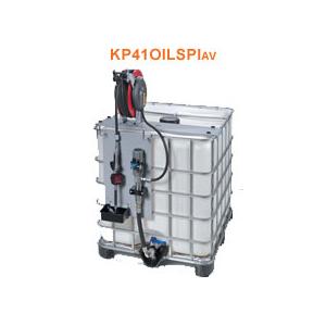 Máy bơm dầu khí nén KP41OILSPIAV