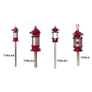 Máy bơm dầu nhớt khí nén Alemite 8549 - 8550