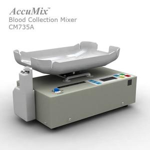 Máy cân và lắc túi máu Centron CM 735A