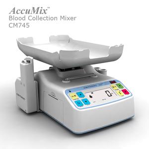 Máy cân và lắc túi máu Centron CM745