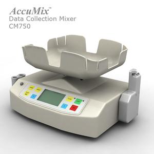 Máy cân và lắc túi máu Centron CM750