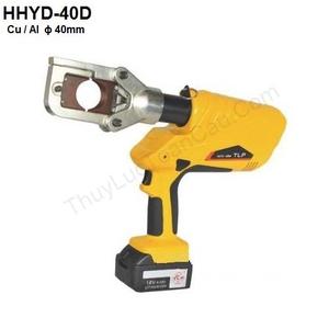 Máy cắt cáp thủy lực Pin HHYD-40D