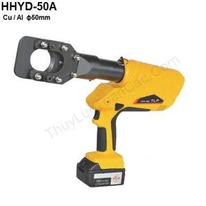 Máy cắt cáp thủy lực Pin HHYD-50A