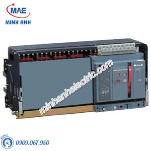 Máy cắt không khí ACB 3P 6300A 120kA (DRAWOUT) - Model HDW663633DHVV56M