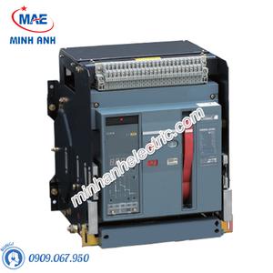 Máy cắt không khí ACB 4P 1600A 80kA (FIX) - Model HDW620164FHVV56M