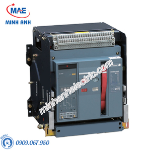 Máy cắt không khí ACB 4P 2000A 80kA (FIX) - Model HDW620204FHVV56M