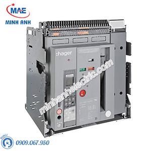 Máy cắt không khí (ACB) của Hager - Model HWY154