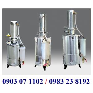 Máy cất nước 1 lần 20 lít /giờ model:DZ-20LIII