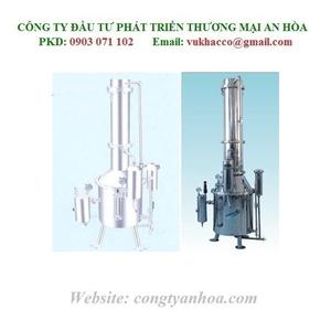 Máy cất nước 50 lít/giờ Model: SHZ-32-50