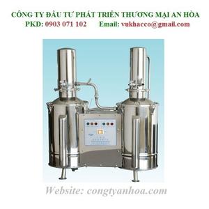 Máy cất nước hai lần 10 lít/giờ Model: DZ.10C (ZLSC.10)