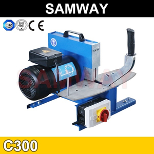MÁY CẮT ỐNG THỦY LỰC SAMWAY, MODEL: C300