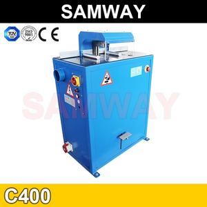 MÁY CẮT ỐNG THỦY LỰC SAMWAY, MODEL: C400