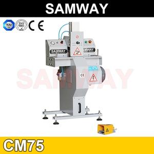 MÁY CẮT ỐNG THỦY LỰC SAMWAY, MODEL: CM75