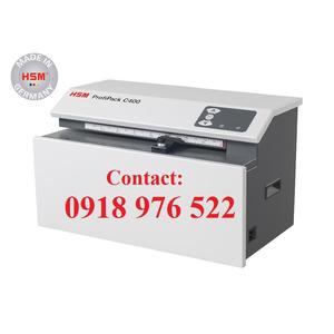 Máy cắt thùng carton HSM ProfiPack C400 (Bộ Main)