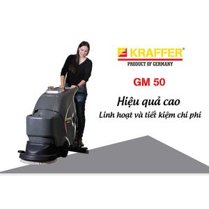 Máy chà sàn liên hợp KRAFFER GM50