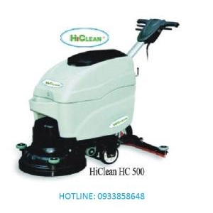 MÁY CHÀ SÀN LIÊN HỢP HICLEAN MODEL: HC 500
